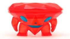 Norwegian electronic pop band Datarock released, in their worlds, 'the most extravagant single in history.' The track was issued on a USB drive stashed inside a fairly cute, diamond shaped soft-vinyl toy named Translucent Red. For creative releases, replication, and custom printing, visit www.unifiedmanufacturing.com
