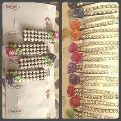 Lamasa art hair pins
