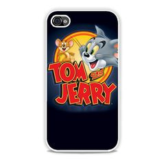 Tom And Jerry iPhone 4, 4s Case