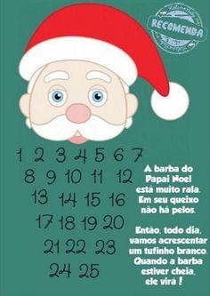 Calendários do Advento Roteiro Baby - Roteiro Baby