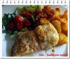 Jedlíkovo vaření: Candát v citronové marinádě