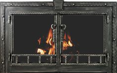 14 best fireplace doors images fireplace doors fireplace screens rh pinterest com