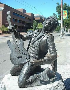 Capitol Hill, Seattle Hendrix <3