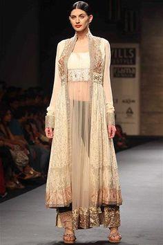 Manish Malhotra's #AW13 @ Wills Lifestyle India Fashion Week, March, 2013, Delhi http://www.facebook.com/pages/Manish-Malhotra/147482601960327 ~