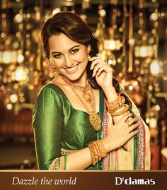 Find images and videos about bollywood and sonakshi sinha on We Heart It - the app to get lost in what you love. Indian Dresses, Indian Outfits, Cute Celebrities, Celebs, Sonakshi Sinha Saree, Indian Navel, Lakme Fashion Week, Musa, Indian Beauty Saree