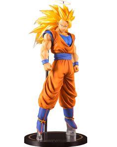 Super Saiyan 3 Son Goku - Dragon Ball Z - FiguartsZERO EX - Bandai
