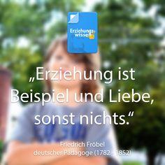 #zitatdestages #zitat #fröbel #erziehung #erzieher #erzieherin