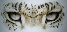 Leopard Eyes  ARTIST:  Adam Scott Rote