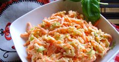 blog o smacznym jedzeniu i moim ogrodzie Fried Rice, Fries, Salads, Dinner, Ethnic Recipes, Food, Dining, Dinners, Salad