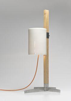 simple adjustable lamp