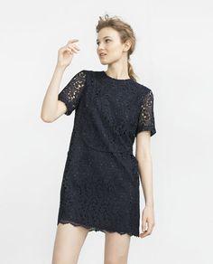 Lace dress zara 2016 1040 es