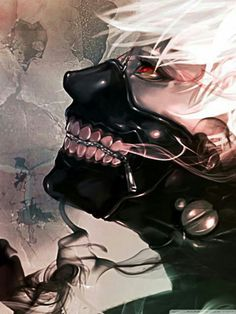 tokyo ghoul, anime