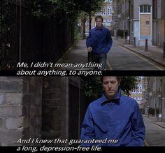 Hugh grant  about a boy