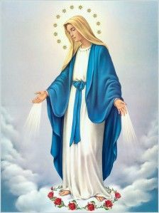 Blessed Mother Mary, Blessed Virgin Mary, Maximillian Kolbe, Happy Feast, Mother Pictures, Mama Mary, Templer, Immaculate Conception, Holy Mary