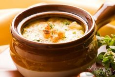 Receita de Sopa de camarão - Comida e Receitas