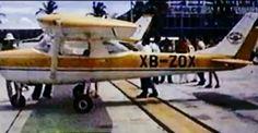 """Piloto teria sido abduzido e tido a """"fala manipulada"""" por ETs"""