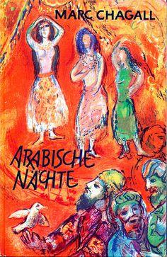 Mark Chagall. Arabische Nächte 0001