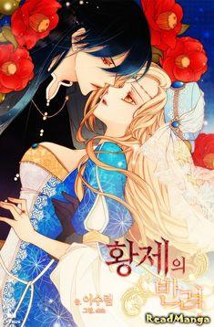 Read the manga in Russian The Companion of the Emperor (The Emperor's Companion: Emperor's C Manga Couple, Couple Cartoon, Couple Art, Manhwa Manga, Manga Anime, Romantic Manga, Romance Art, Manga Covers, Emperor