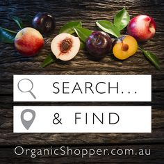 NEW Australian website directory - Connecting you with all things organic.