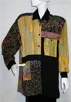 Closet Classic Shirt - Lorraine Torrence - a bit too much in shouilders, but love it otherwise