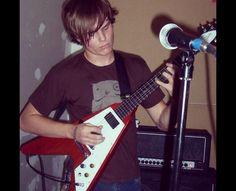 Aaron Pauley in the fetus