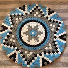 """Résultat de recherche d'images pour """"perler bead complex mandala"""""""