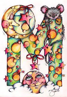 A pop art minis abc pinterest minis alphabet letters and pop art minis mr moon shining bright wont you be my muse font alphabetalphabet soupdo it yourself solutioingenieria Choice Image