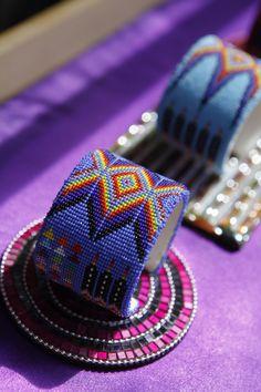 Beautiful beadwork!
