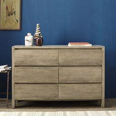 Boerum 6-Drawer Dresser - Natural #WestElm