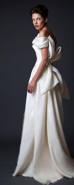 "Krikor Jabotian ""Amal"", A-H 2014-2015 - Haute couture - http://fr.orientpalms.com/krikor-jabotian-5118"