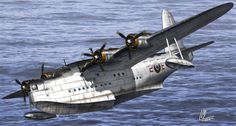 Short Sunderland Mk III by ~araeld on deviantART