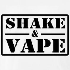 Vape T-Shirts Design