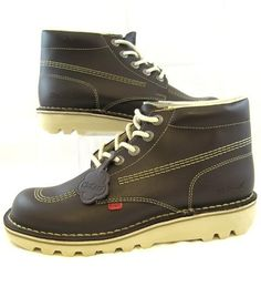 Kickers, Kick Hi, Brown