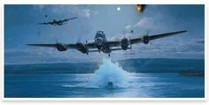 WWII-Era Dambusters Squadron Fly Their Last Mission - http://www.warhistoryonline.com/war-articles/dambusters.html