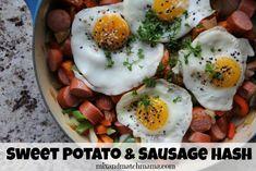 Sweet Potato & Sausa