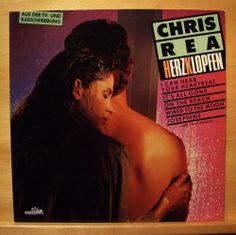 CHRIS REA - Herzklopfen - mint minus - Vinyl LP - GERMANY ONLY - On the Beach