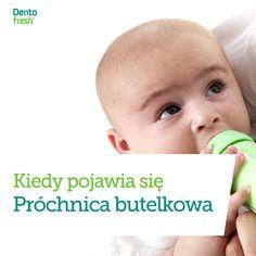 Dotyka dzieci karmionych butelką gdy jedzenie przykleja się na styku smoczka i dziąseł. W miejscu tym namnażają się bakterie i swoje zaczątki ma próchnica. Dlatego, aby zapobiegać tak powstałym ubytkom próchniczym, po każdym karmieniu powinniśmy przetrzeć ząbki dziecka wacikiem. #dentofresh #dobrarada #dzieci