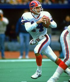 Quarterback Frank Reich - Buffalo Bills
