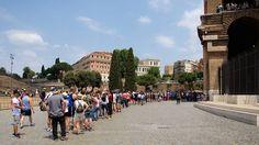 5 turistimokaa Roomassa