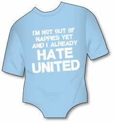 I Hate Manchester United Ynwa Liverpool, Baby Grows, Man Humor, Manchester United, Children, Kids, Hate, The Unit, Daily Deals