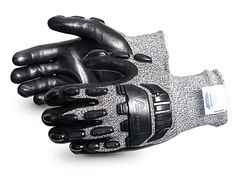 Dexterity® Anti-Impact Cut-Resistant Glove Made with Dyneema® Model: SSXGFNVB