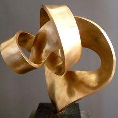 Bronze Sculpture, Flower Power, Cuff Bracelets, Sculptures, Gold, Jewelry, Art, Cultural Center, Art Background