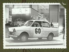 Daf 750 Ransy en Rebetez Spa Sofia luik 1963 Collection Bruno from Belgium