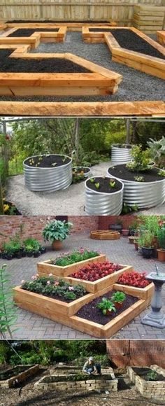 all-garden-world: How To Raised Bed Ideas