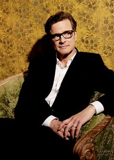 Colin Firth by Caitlin Cronenberg