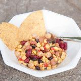 Easy Bean and Corn Salad – dairy and gluten free » Life in Color Photography