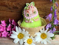 ooak куклы фантазии плюшевых корень мандрагоры от SoniaMarmeladova