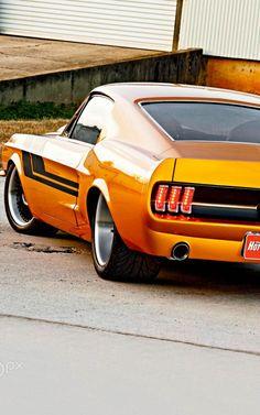 Mustang.... XBrosApparel Vintage Motor T-shirts, American muscle car…
