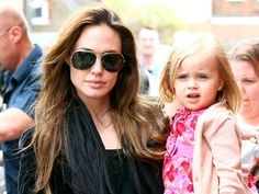 Brad Pitt and Angelina Jolie's daughter Vivienne has landed her first film role in 'Maleficent'.