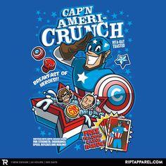 Captain Crunch!